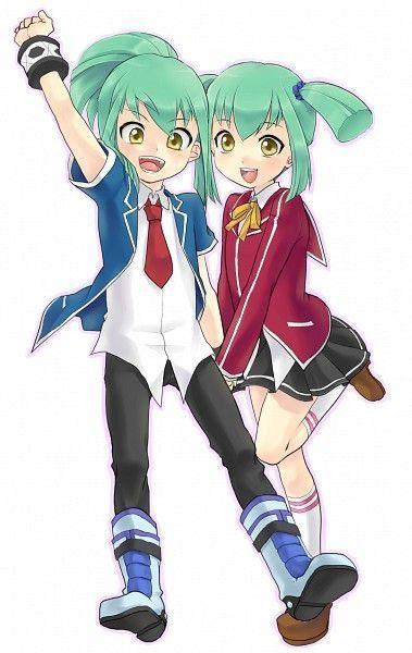 Luna and Leo ️ Yugioh 5ds | Anime, Yu gi oh 5d's, Anime love
