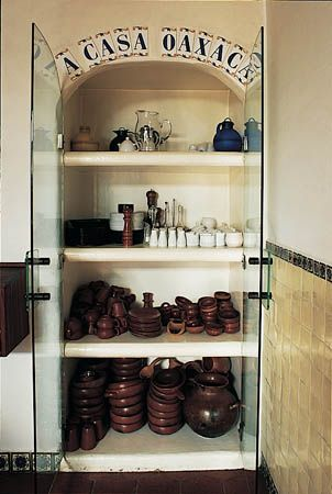 pantry, but with wrought iron doors vs glass