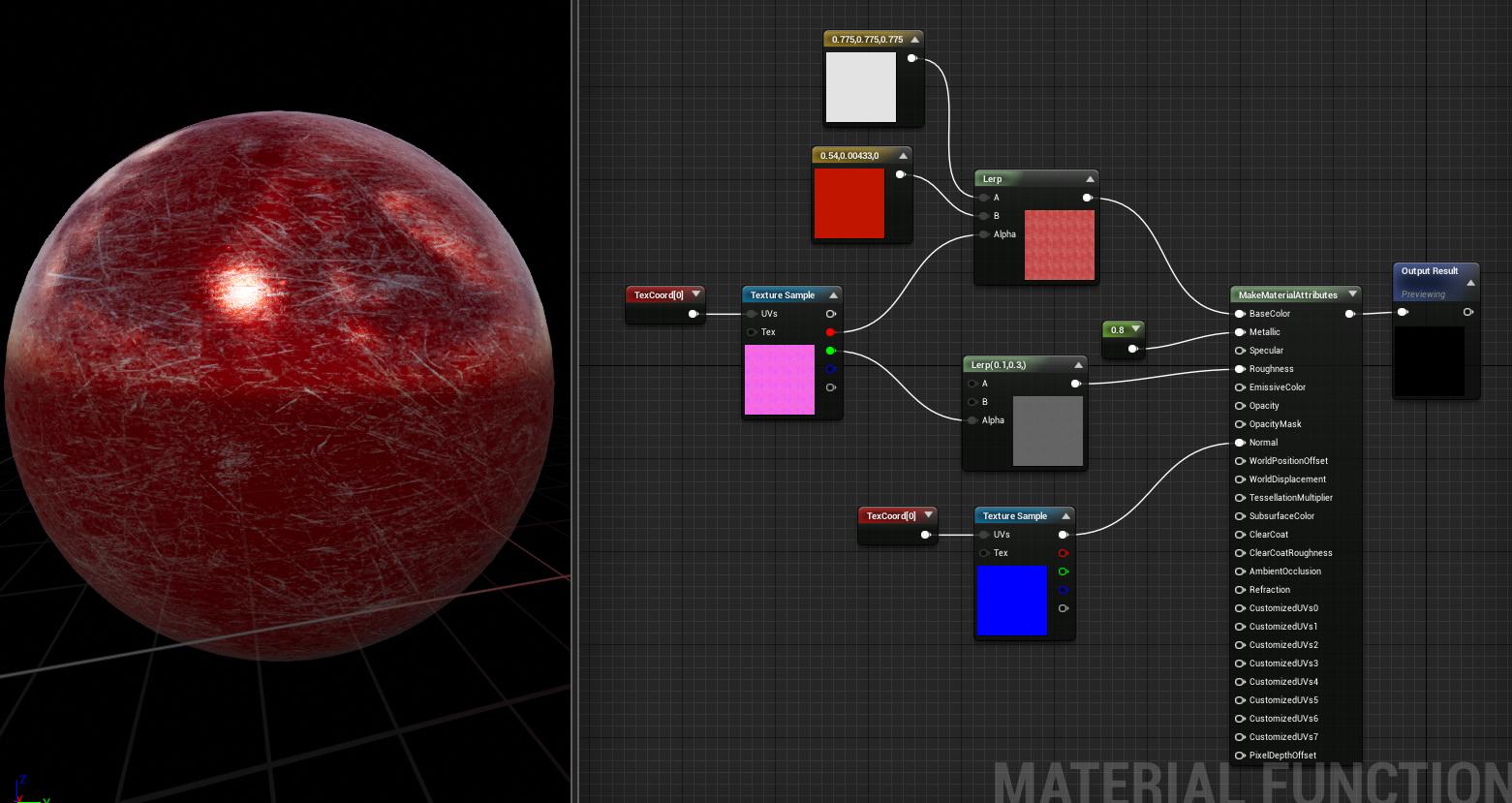 Material Design Tricks In Ue4 Unreal Engine 4 Modelagem