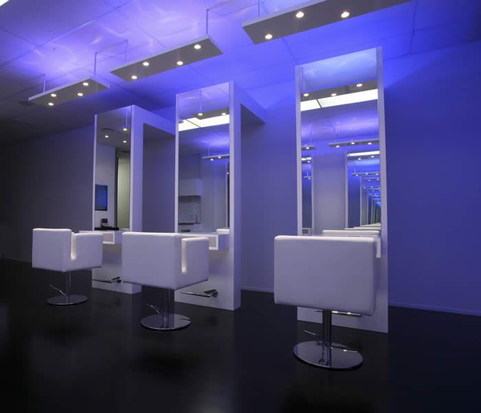 Pictures ofhair salons beauty salon floor plans hair for Hair salon interior design photo