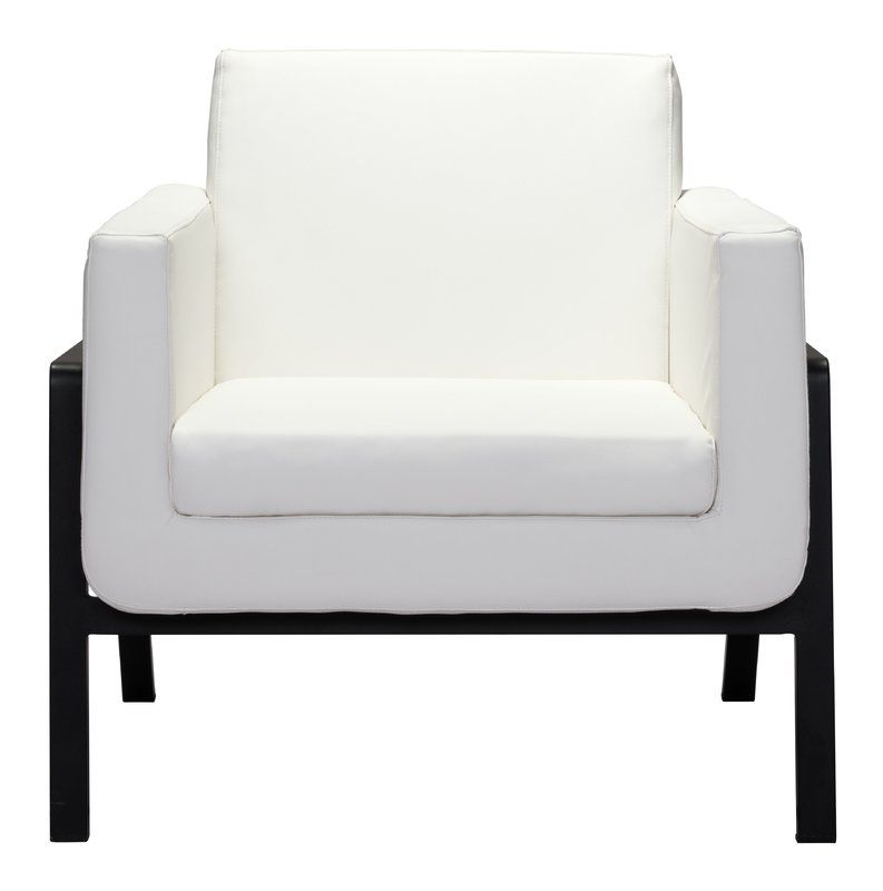 Susan Armchair White Lounge Chair White Lounge Modern Lounge Chairs