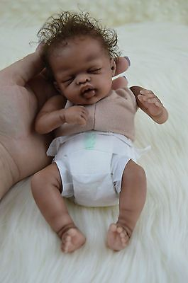 Aa Mini Reborn Baby Girl Katie Kit By Marita Winters 10 Inch Mini Baby Reborn Babies Reborn Baby Girl Silicone Baby Dolls