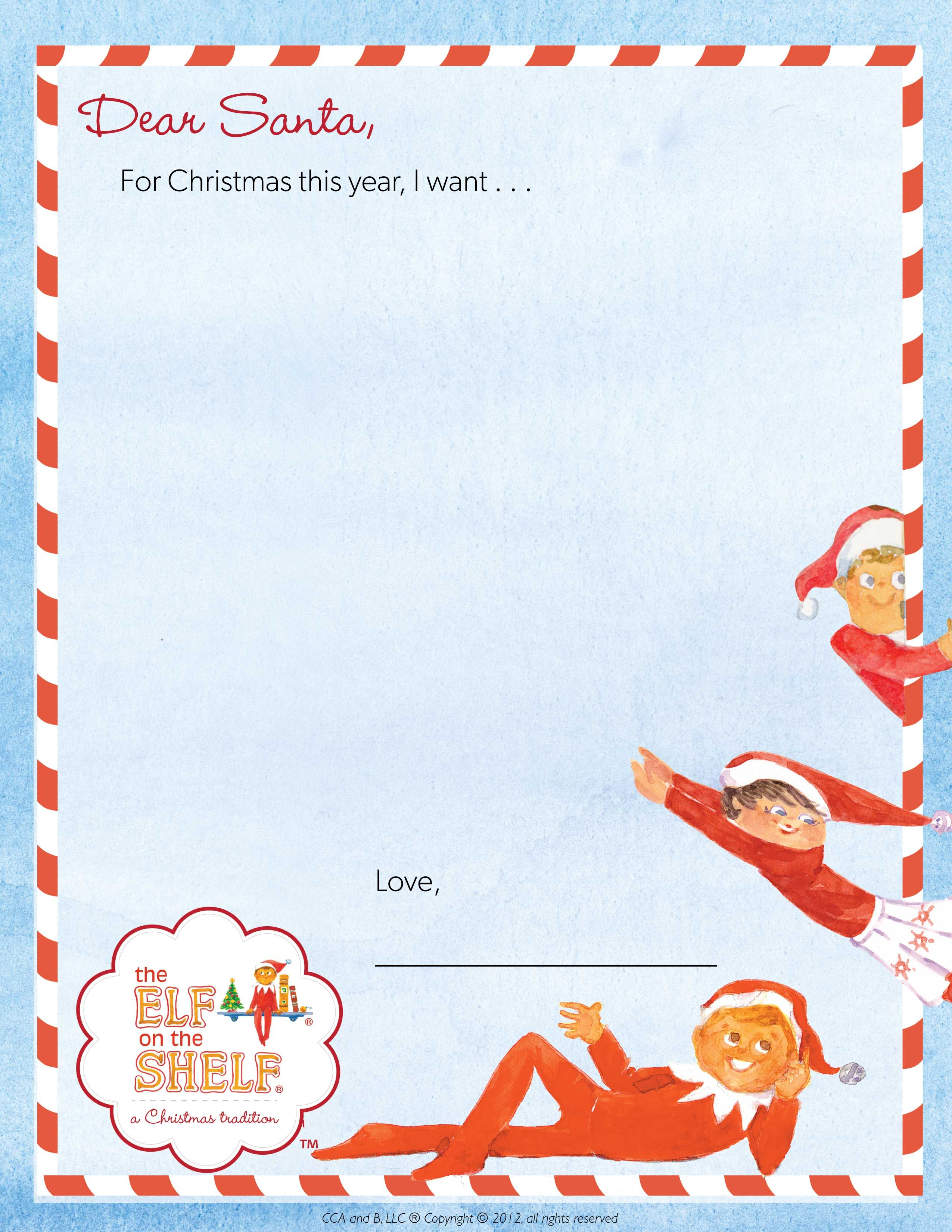 There Is No Better Time Than Now To Write A Letter To Santa Claus