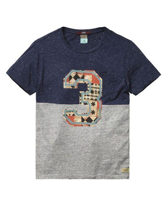 Pocket T-Shirt - Scotch & Soda