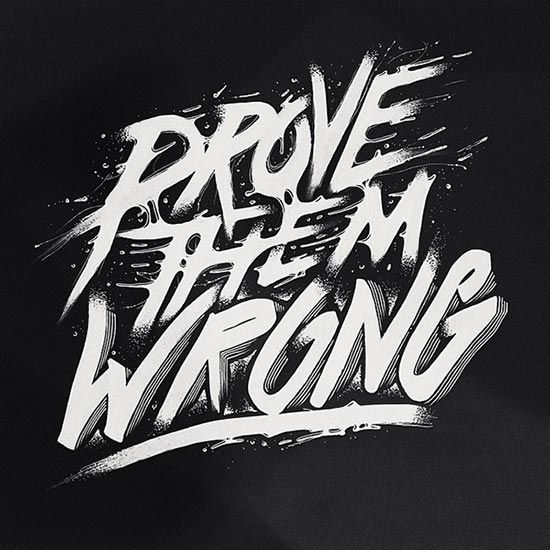 30+ Stunning Typography & Lettering Designs by Rau