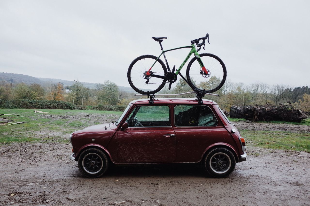 Find Your Fast - This is how I am getting to cyclocross races. Bike...
