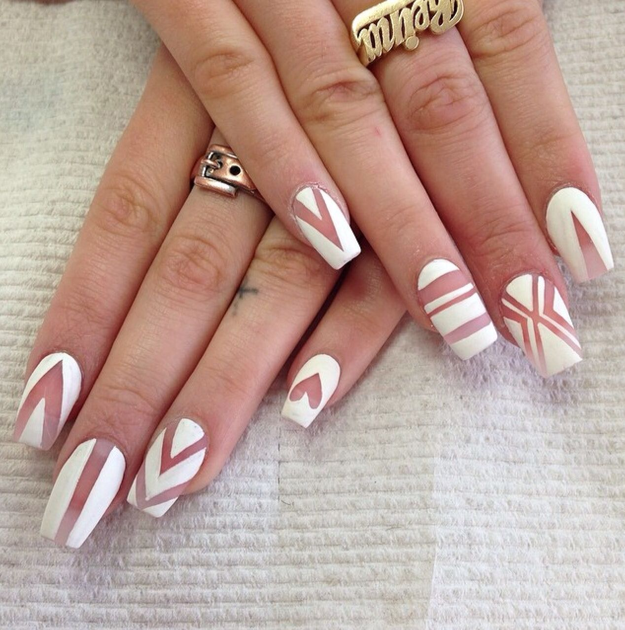 Pin by Kate Lane on All about those NAILS | Pinterest | Nail nail ...