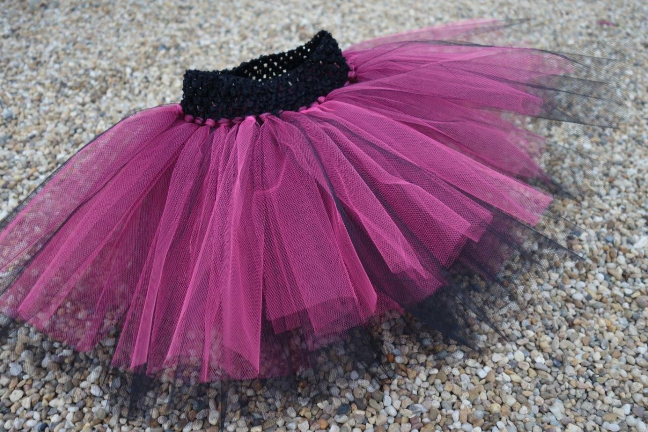 TUTU tylová sukně bfc9258ce7