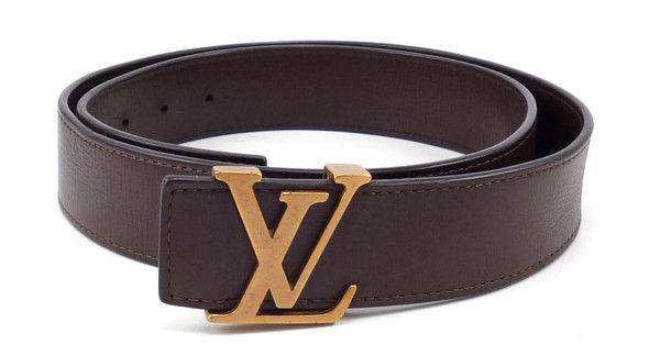 ab0895036d3 Louis Vuittons Mens Belt Size 95