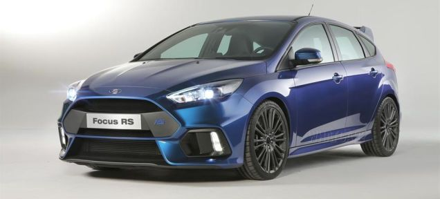 2016 Ford Focus Rs This Is Your 320 Hp Awd Monster Hatch From Ford Ford Focus Ford Focus Hatchback Ford Motorsport