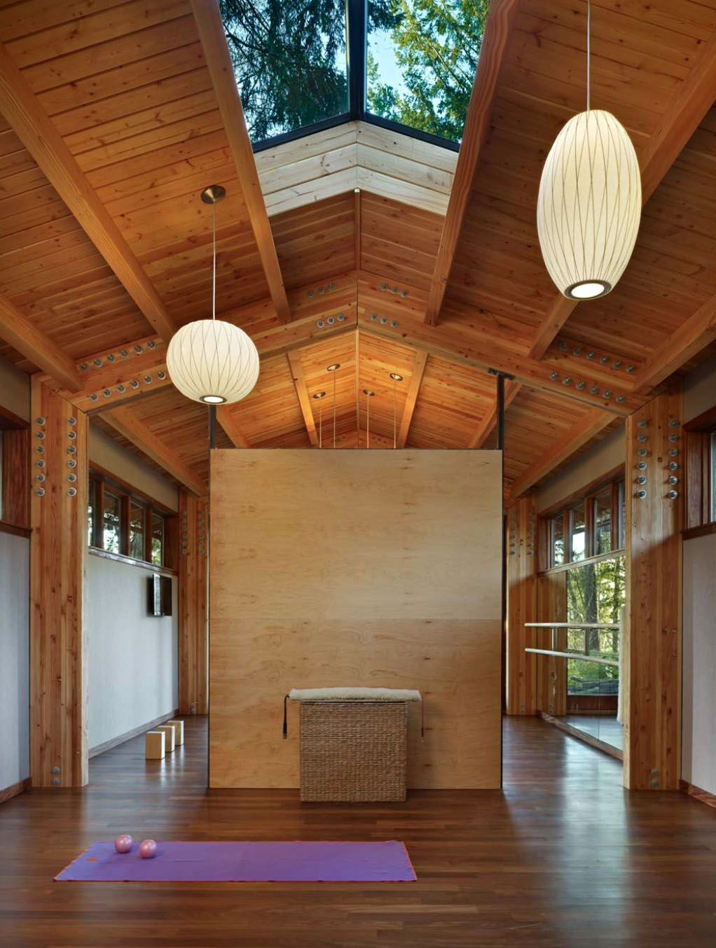 Photo of 15 superb house yoga studio concepts for leisure and meditation