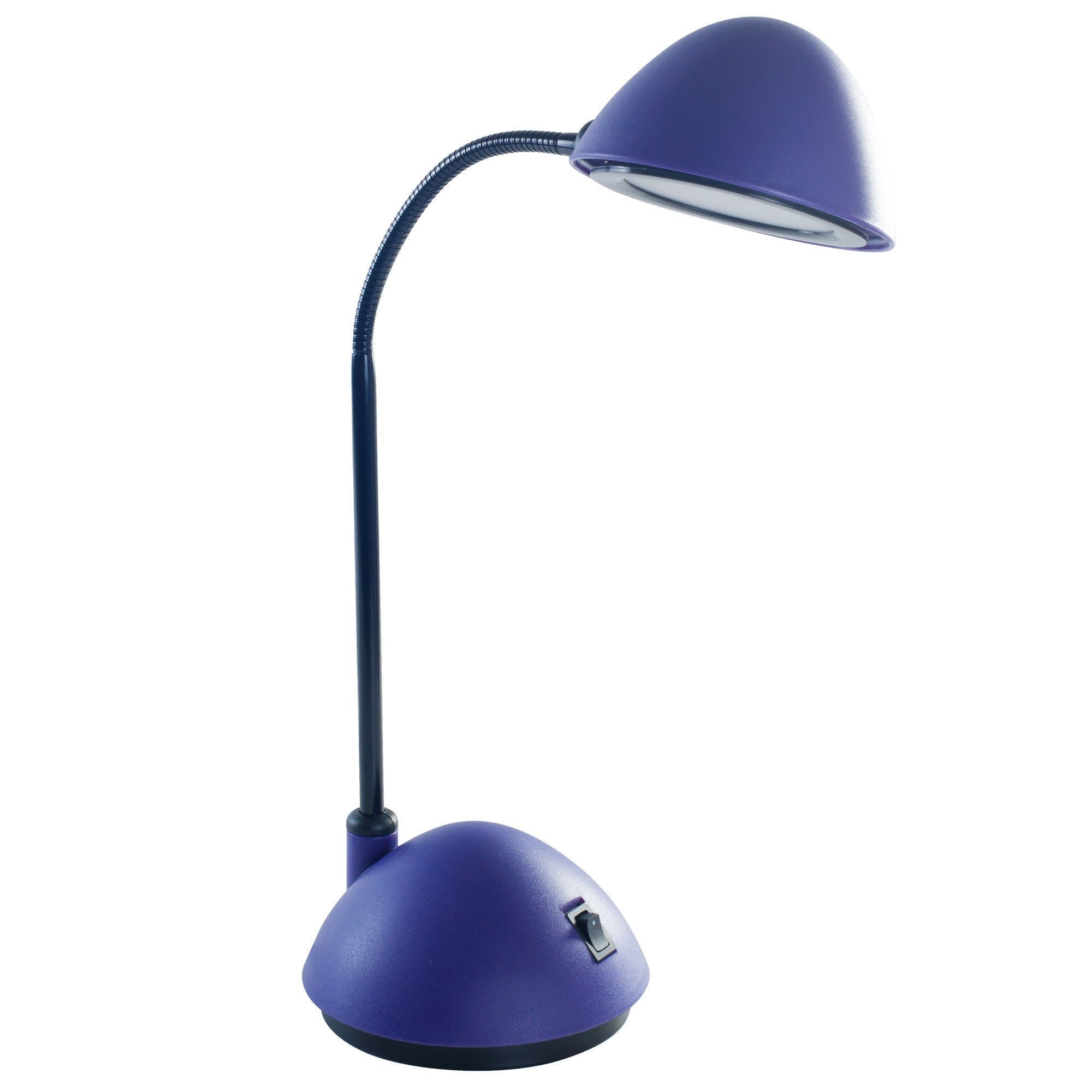Windsor home bright energy saving led desk lamp pink desk lamp