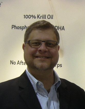Eric Anderson, Vice President of Global Marketing, at Aker BioMarine ...