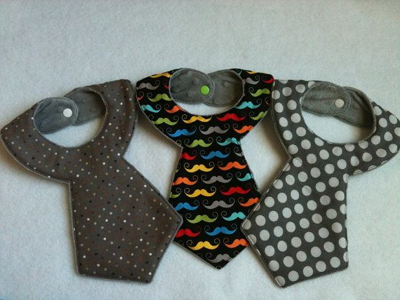Hey, I found this really awesome Etsy listing at https://www.etsy.com/listing/164923510/set-of-3-baby-boy-necktie-style-cool $21.00. To all of my friends who will have or already do have a baby boy :)