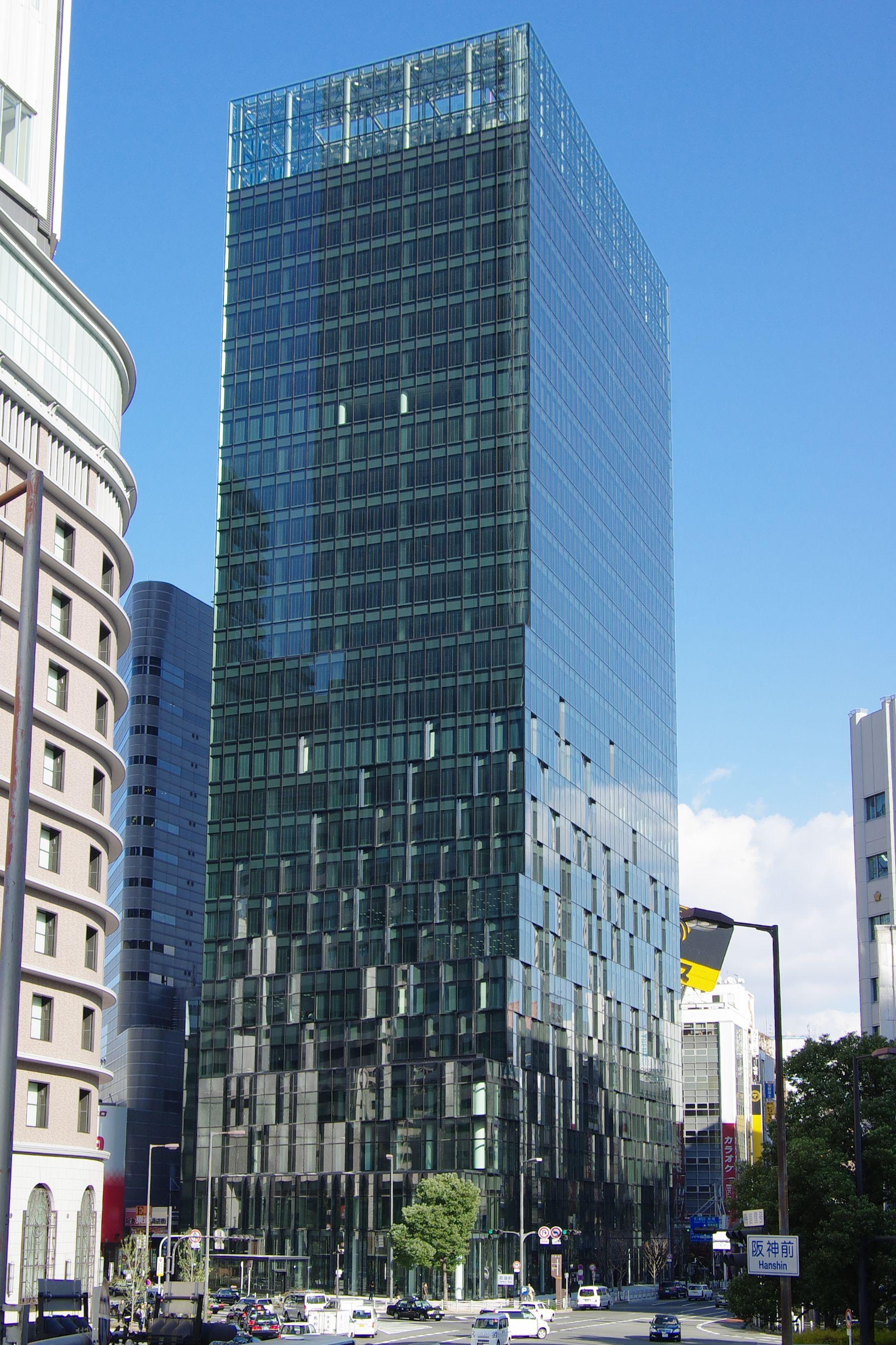 Dominique Perrault  Fukoku Tower, Japan