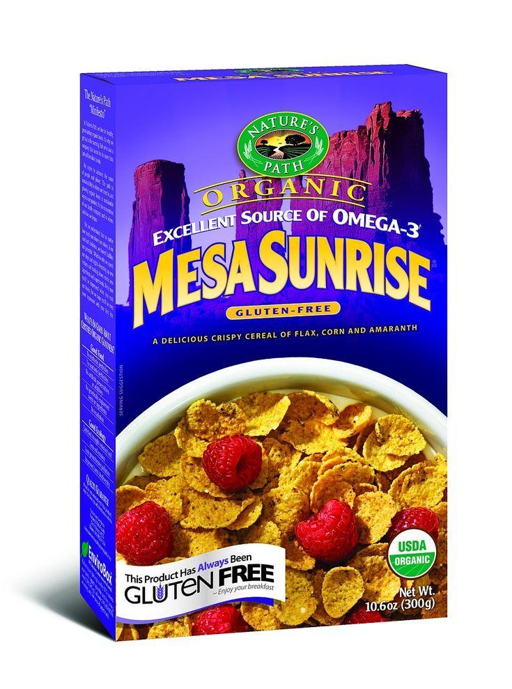 Gluten Free Cold Cereals High Fiber Fruit Flavored Options Gluten Free Cereal High Fiber Fruits Gluten Free Recipes For Breakfast