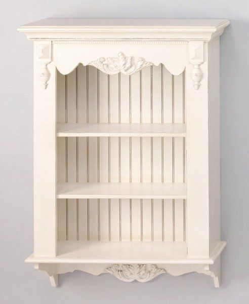 Victorian Style Cottage Chic Beadboard