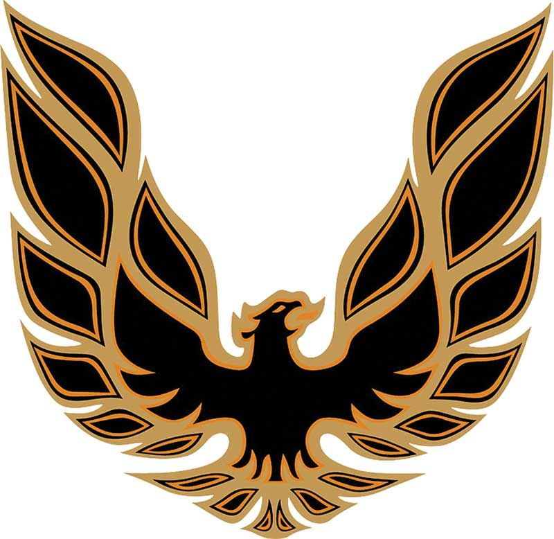 This Is A High Quality Reproduction Of The Bird Emblem Which Was