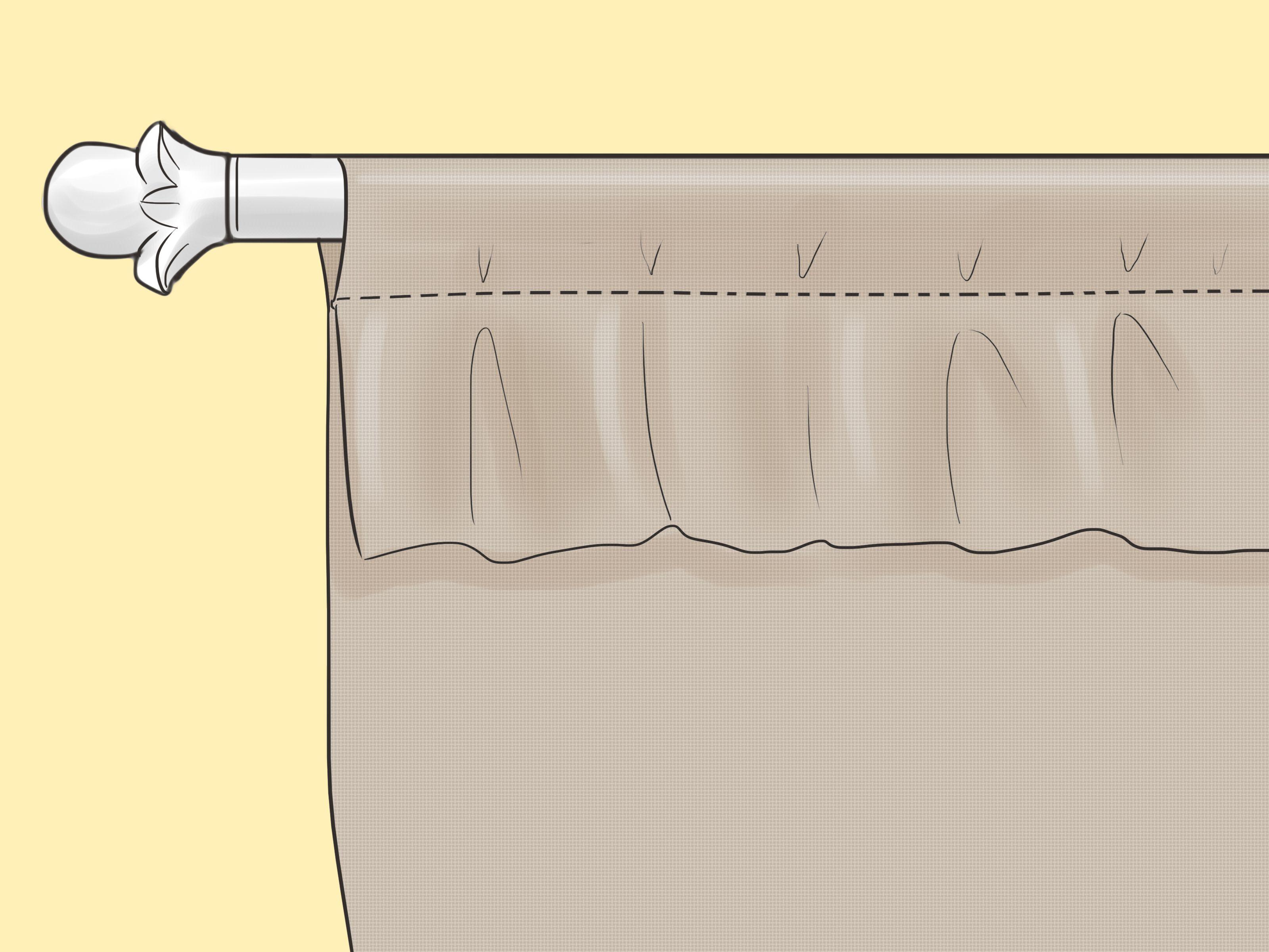 Hacer cortinas hacer cortinas cortinas y metodo - Formas de cortinas ...
