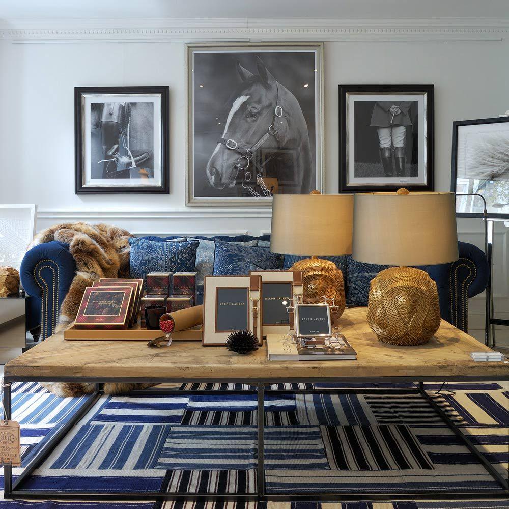 Horse Decor For The Home: Polo Ralph Lauren - Torsten Hallmann