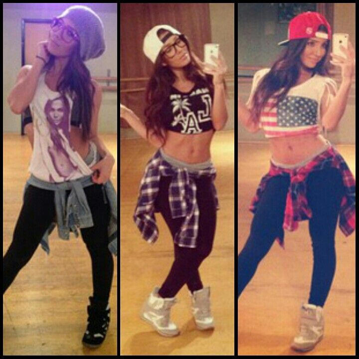 PrEtTy GrL SWAG Hip Hop Outfits For Party
