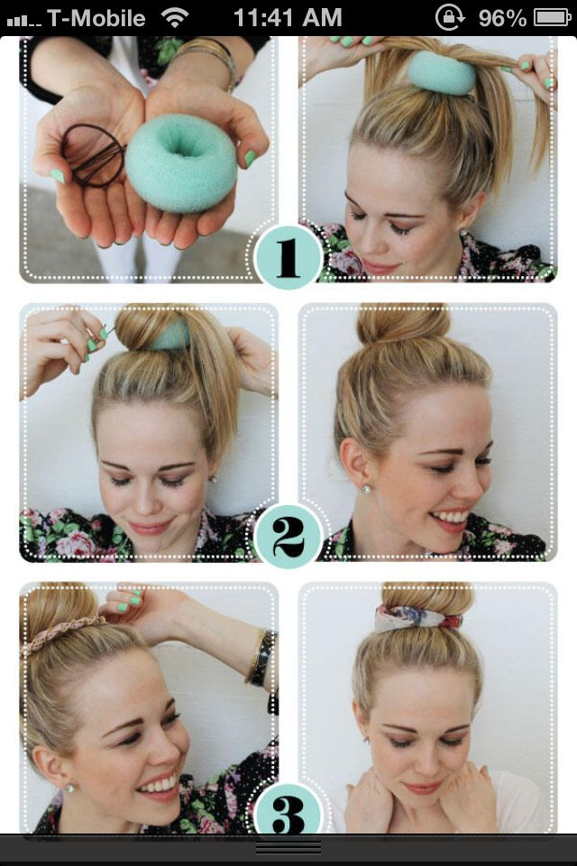 How To Make A Perfect Donut Bun