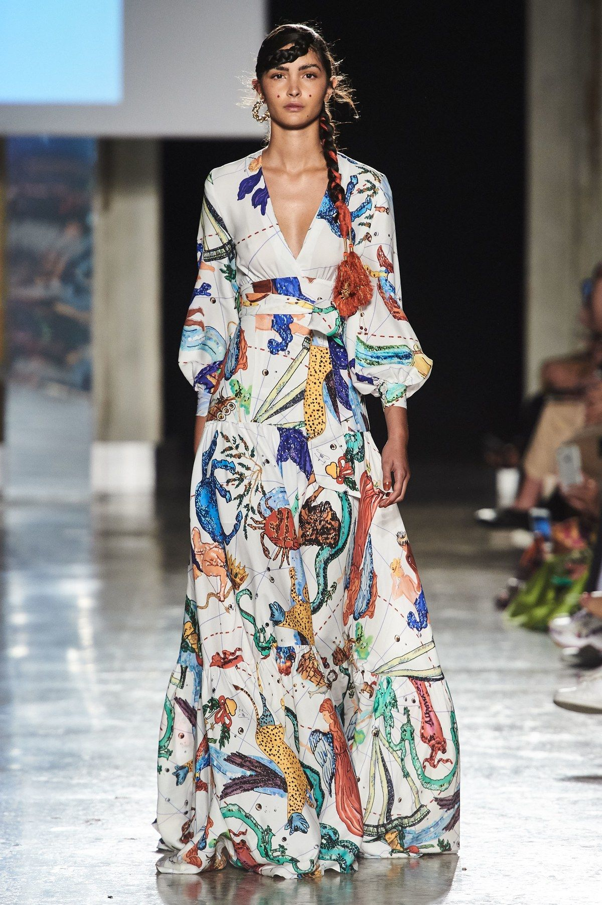 Stella Jean Spring 2020 Ready To Wear Fashion Show Fashion Fall Fashion Outfits Fashion 2020