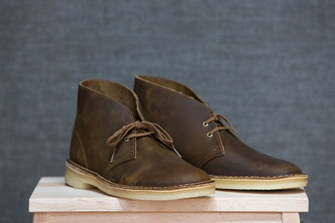 Best Fall Boots for Men Brown Leather Chukka Boot Clarks Desert ...