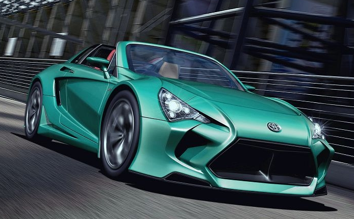 2020 Toyota Mr2 Concept Specs And Price Mobil