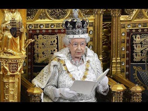 Queen's Speech to Parliament: highlights in 90 seconds