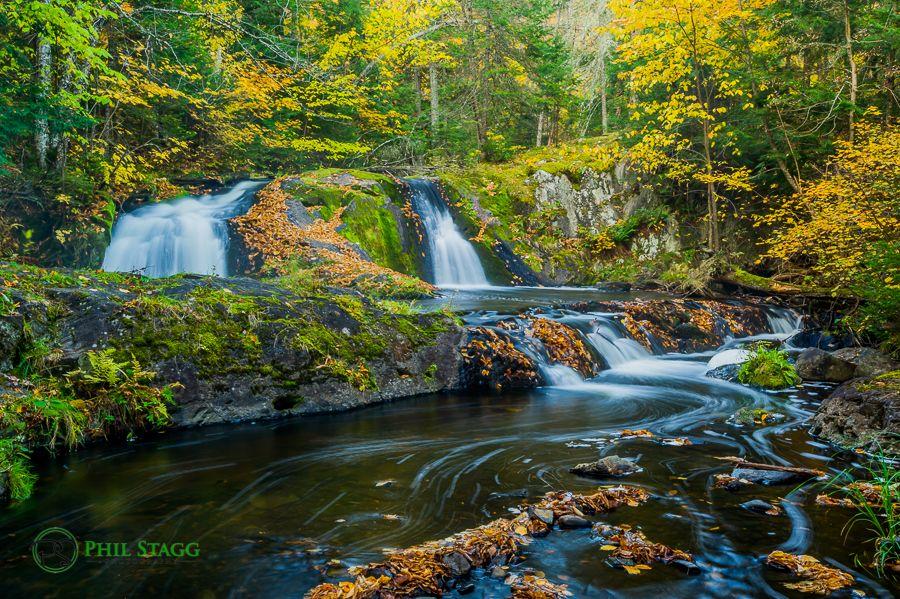 Waterfalls of Michigan Waterfall, Places to visit, Michigan