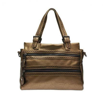 Schöne Handtasche (in 5 eleganten Farben) #bronze #handbag #fashion #jepo