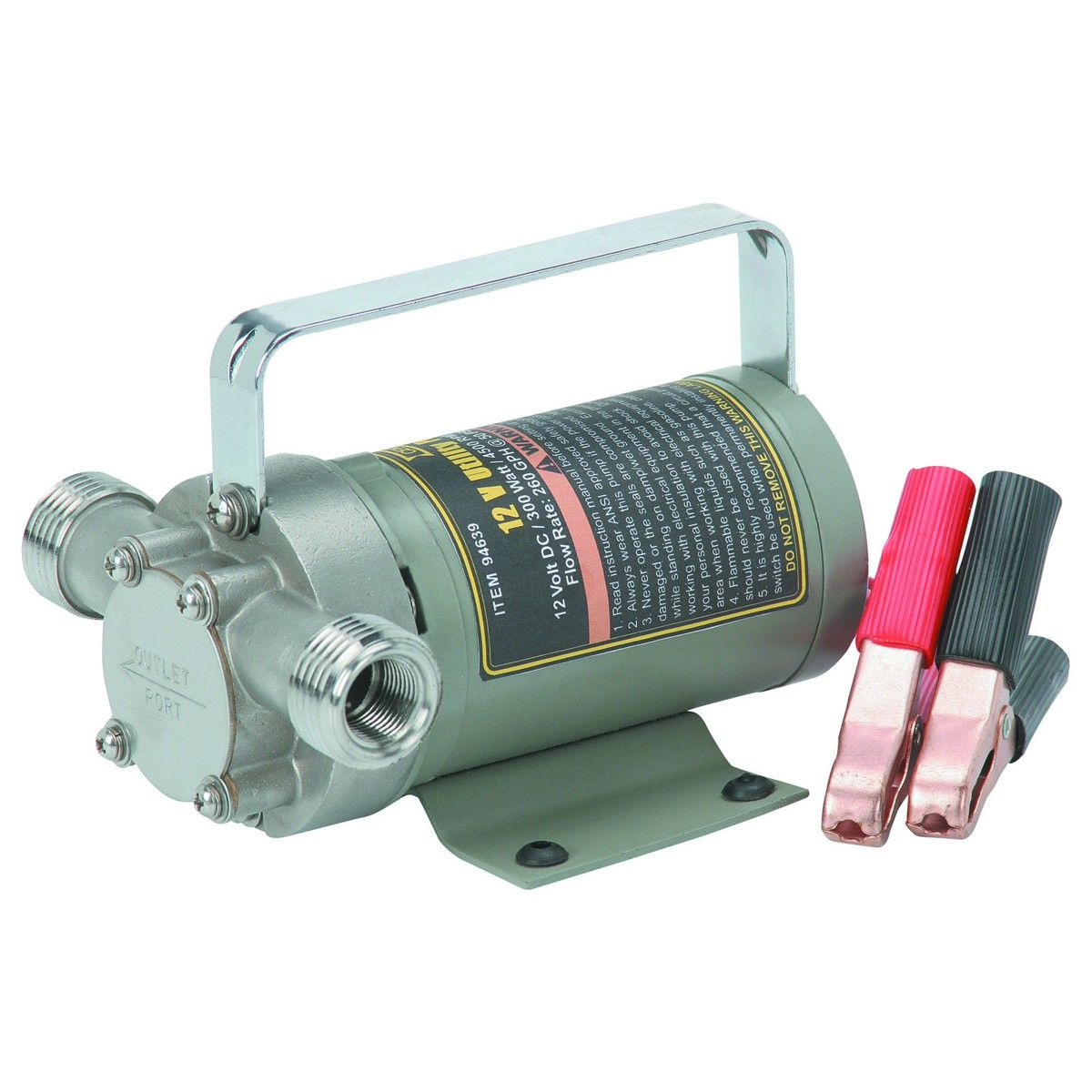 12 Volt Marine Utility Water Pump Utility Water Water Pumps Utility Pumps