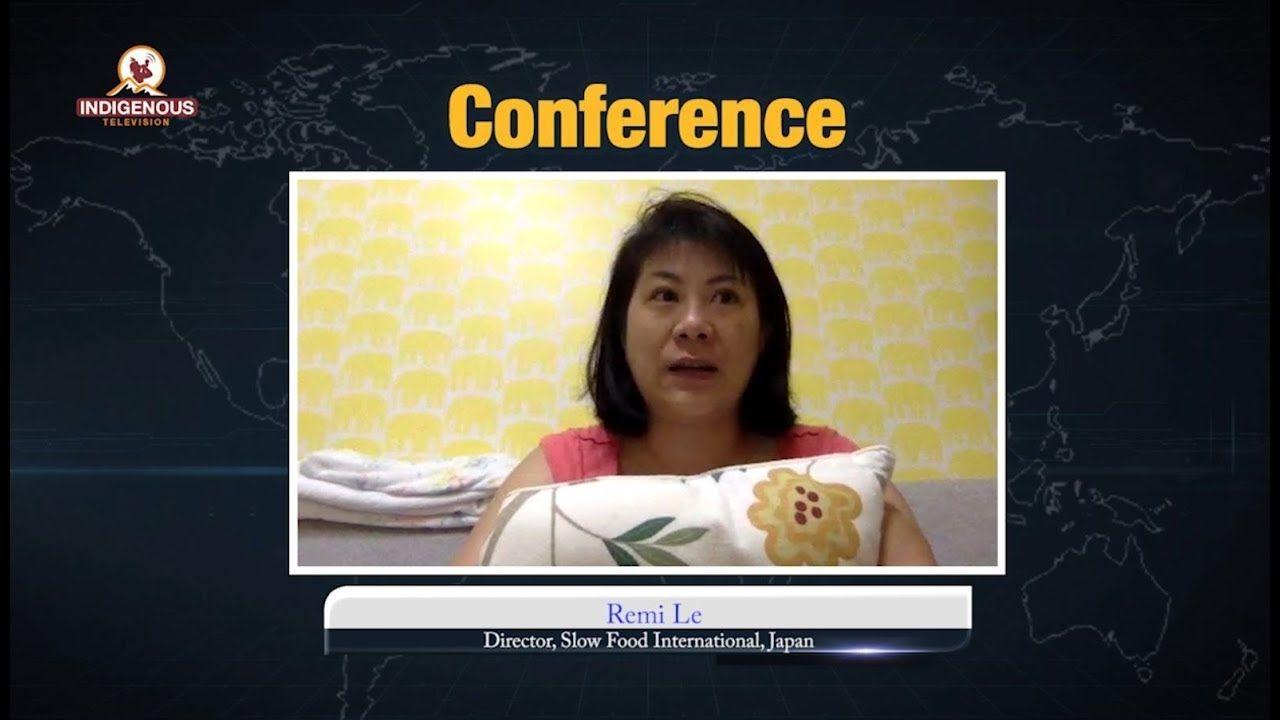 Remi Le Director Slow Food Internatiomal Japan On Hammer Show Epi 32 Slow Food Japan Slow