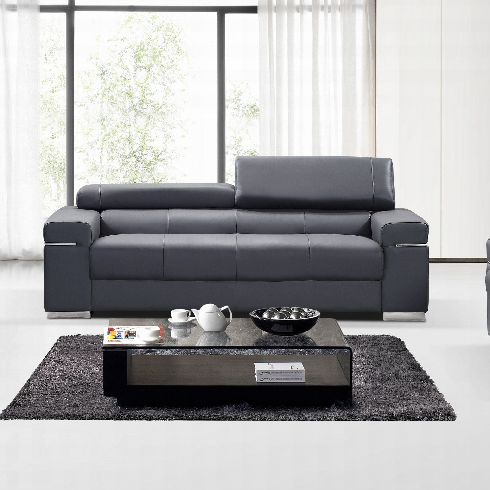 Sectional Sofa Found it at AllModern Orlando Living Room Collection
