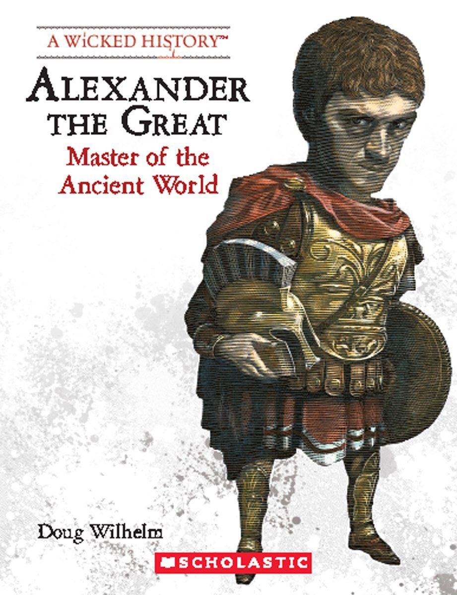 Alexander the great master of the ancient world
