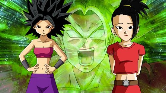 Dragon Ball Super Updates More Details On The Female Broly How