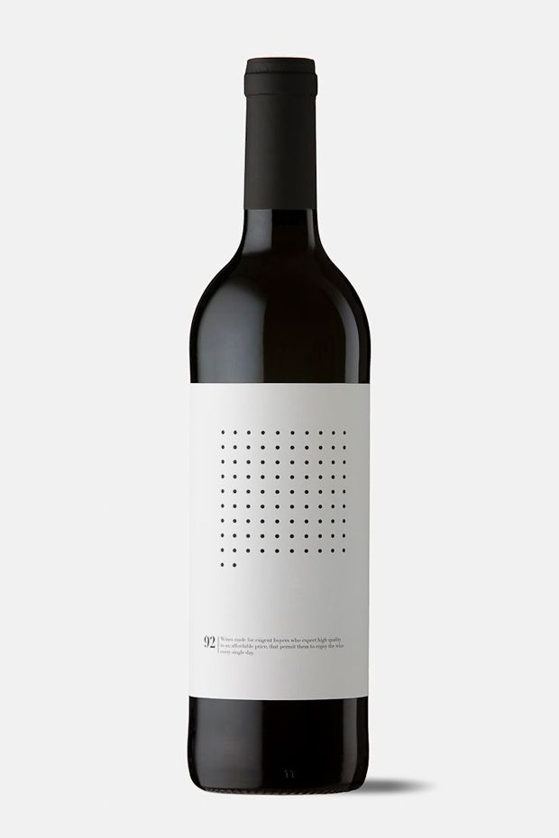 """Ninety Wines"", un Packaging en Busca del Equilibrio - The Brand Pack News"