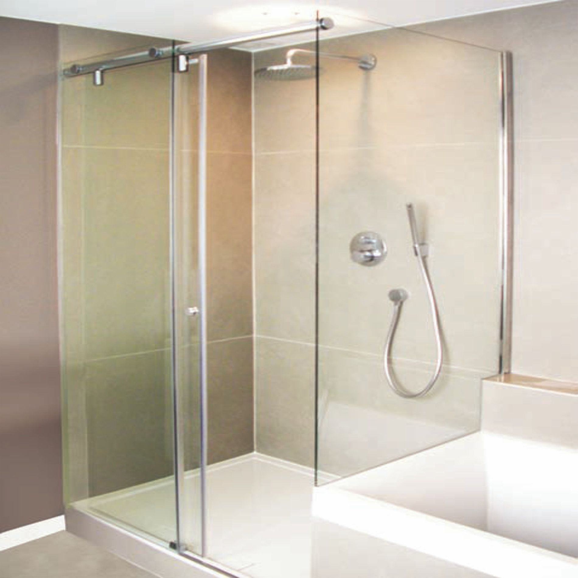 Image Gallery - Shower Enclosures & Wetrooms, Canopies, Balustrades ...