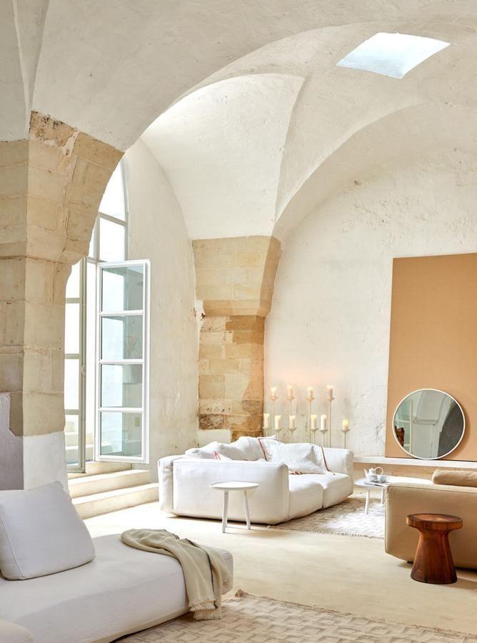Ludovica e roberto palomba architetti casa degli for Interni architettura