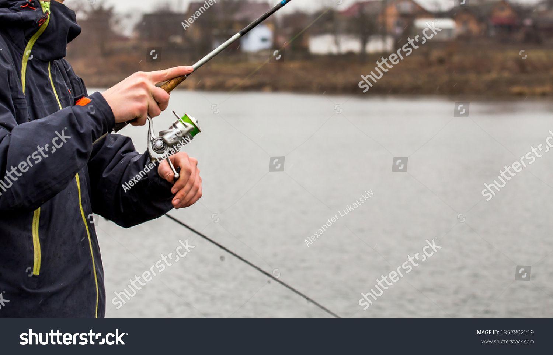 Pike Fishing On The Lake Fishing Recreation Ad Ad Fishing Pike Lake Recreation Pike Fishing Pike Lake Lake Fishing