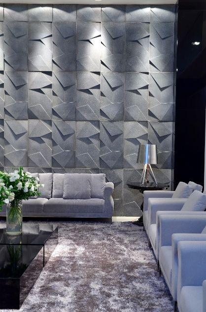 Scaleno castelatto casa 7 revestimentos 3d for Revestimento 3d sala de estar