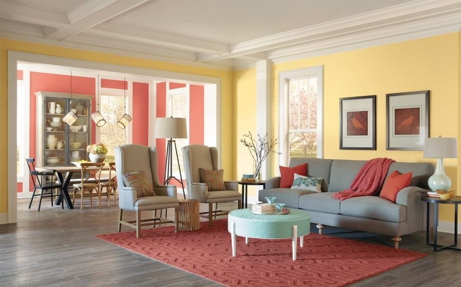 living room wall paint colors%0A Room