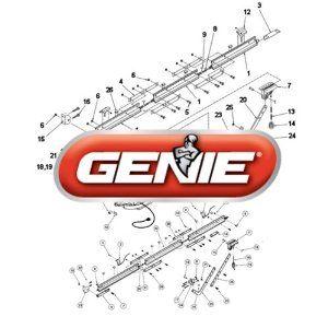 Genie 20467r S Limit Switch And Screw L By Genie 7 99 Limit Switch And Screw L Garage Doors Home Doors Garage Door Opener