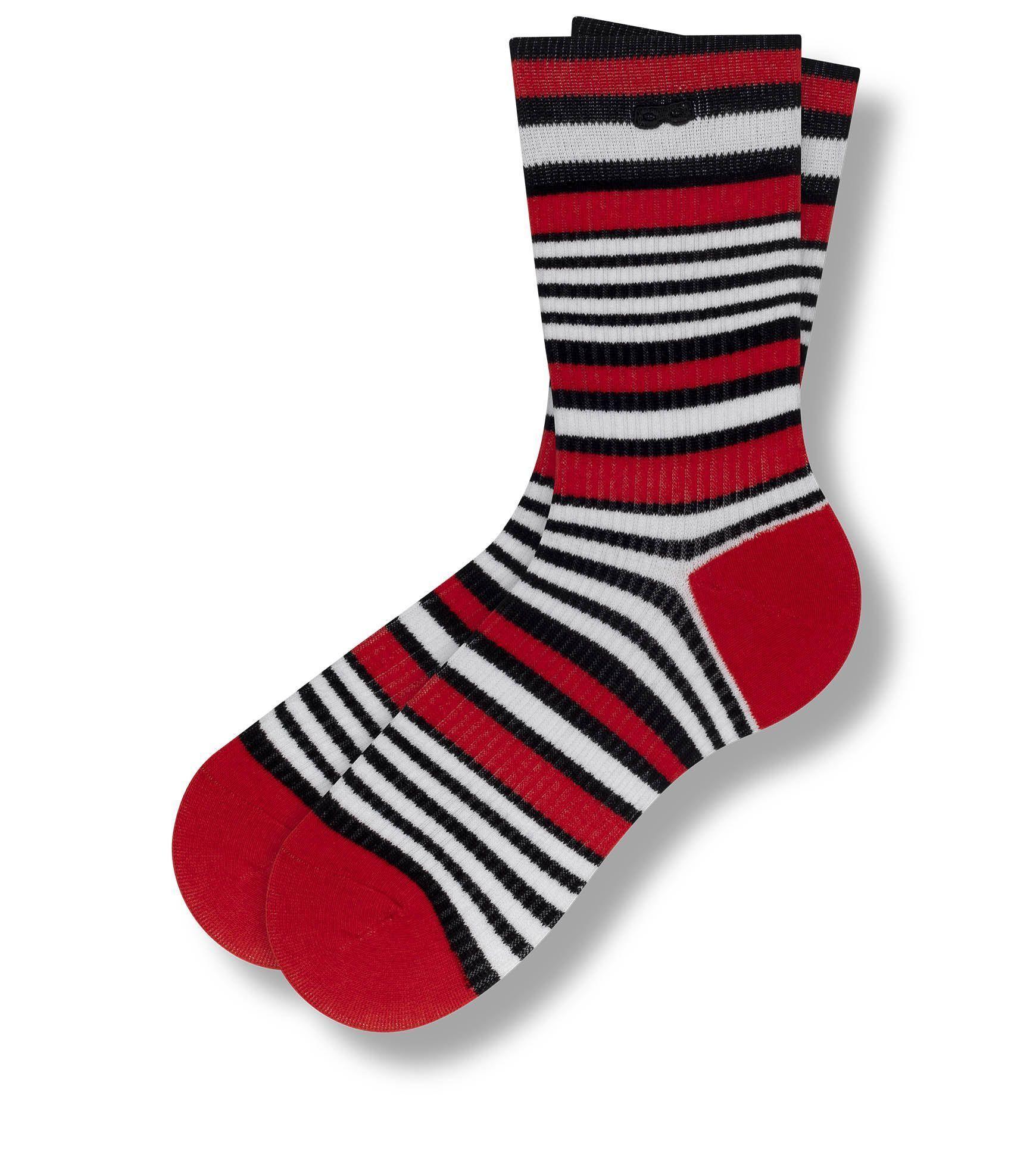 Hanging Chad Crew Sock