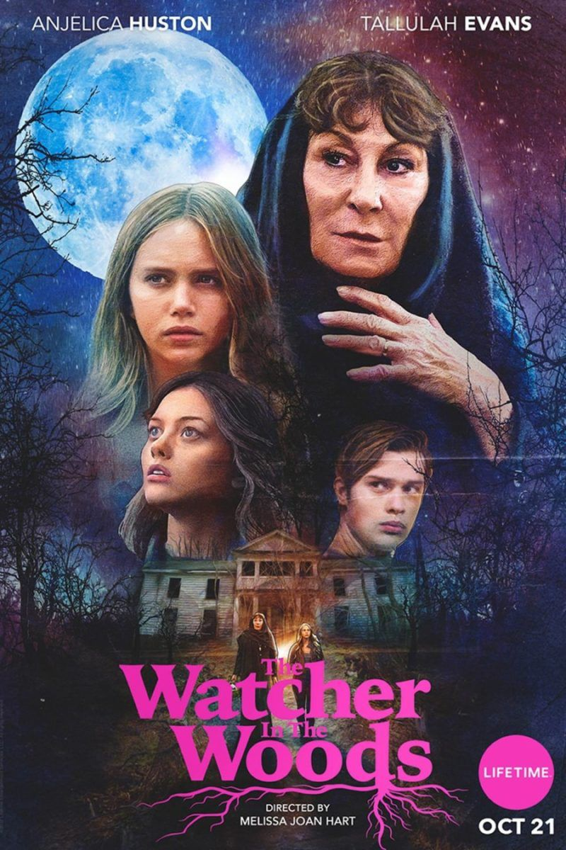 Lifetime S The Watcher In The Woods Is Headeed To Dvd This September Into The Woods Movie Full Movies Online Free Streaming Movies Free