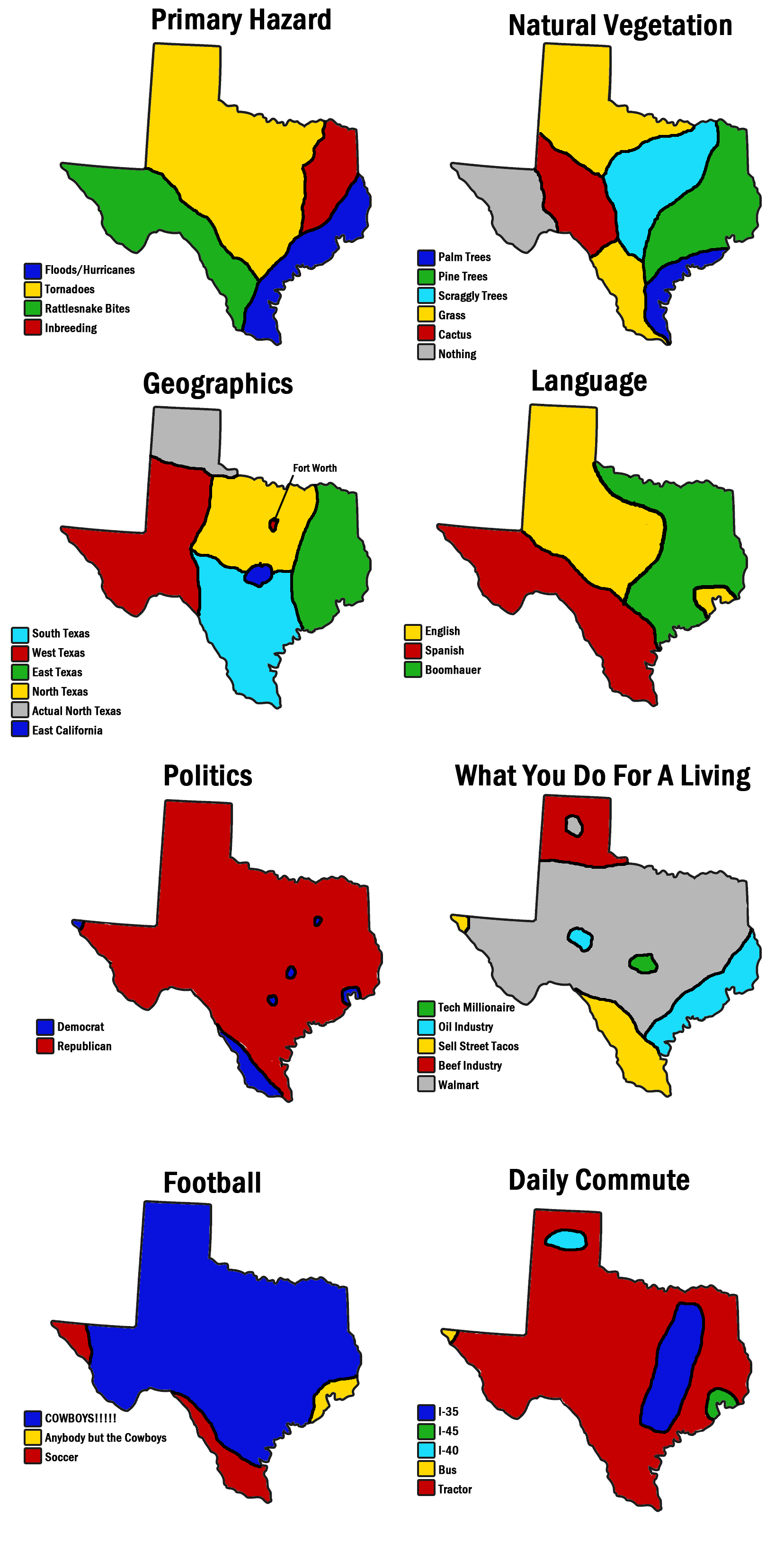 Map Of Texas Meme.Tearing United States Apart Weird Maps Map Texas Humor Texas