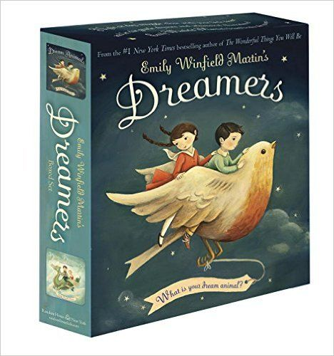 Emily Winfield Martin's Dreamers Board Boxed Set: Amazon.co.uk: Emily Winfield Martin: 9781524714437: Books