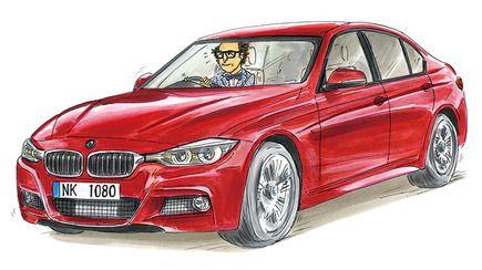 スズキ編集長の噂のクルマ試乗記BMW 340i M Sport