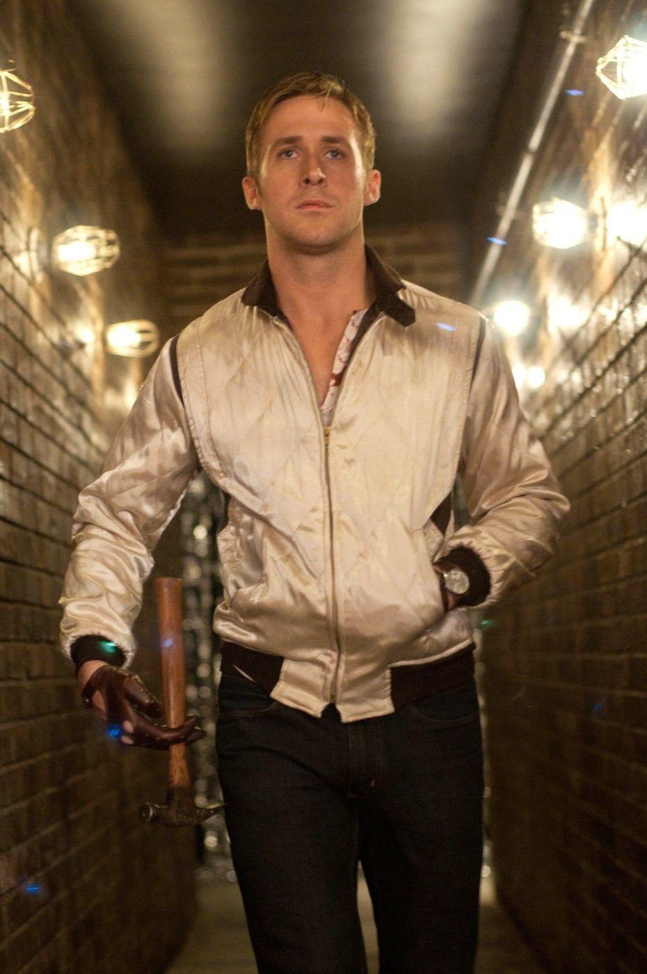 Pin By Luella Spark By Vanessa Schoth On Fashion In Film Ryan Gosling Drive Hey Girl Ryan Gosling Ryan Gosling